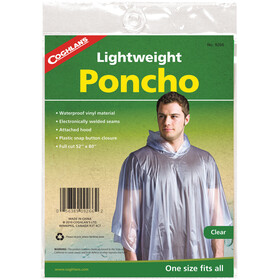 Coghlans Poncho, transparent